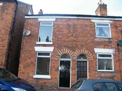 2 Bedrooms Semi Detached House for sale in Weaver Street, Winsford, Cheshire, England