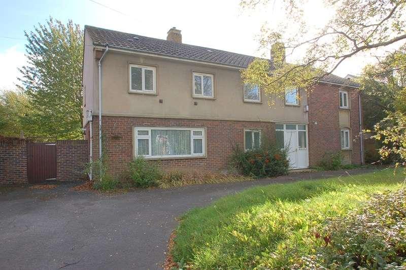 5 Bedrooms Detached House for sale in Elson Road, Gosport