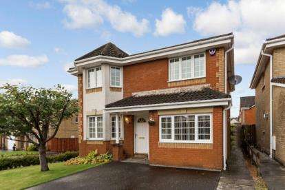 4 Bedrooms Detached House for sale in Marshall Way, Tullibody