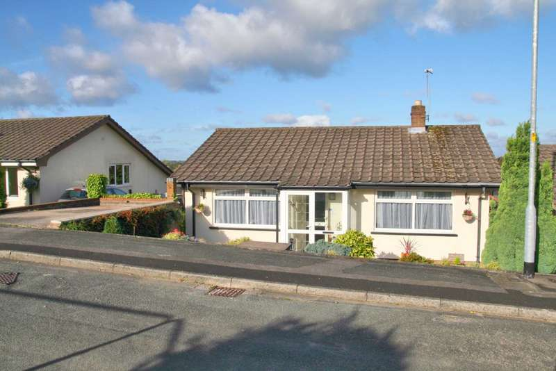 2 Bedrooms Detached Bungalow for sale in Irwell Rise, Bollington