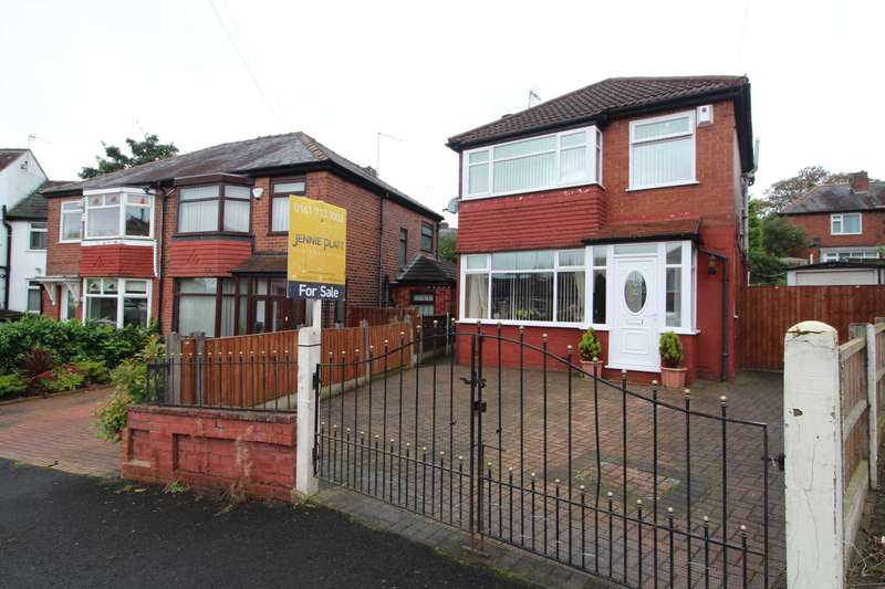 3 Bedrooms Detached House for sale in School Grove, Manchester