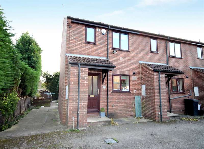 2 Bedrooms Terraced House for sale in Lindley Street, York, YO24 4JG