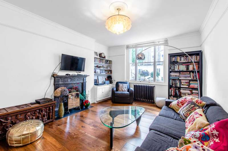 3 Bedrooms Flat for sale in Gloucester Avenue, Primrose Hill, NW1