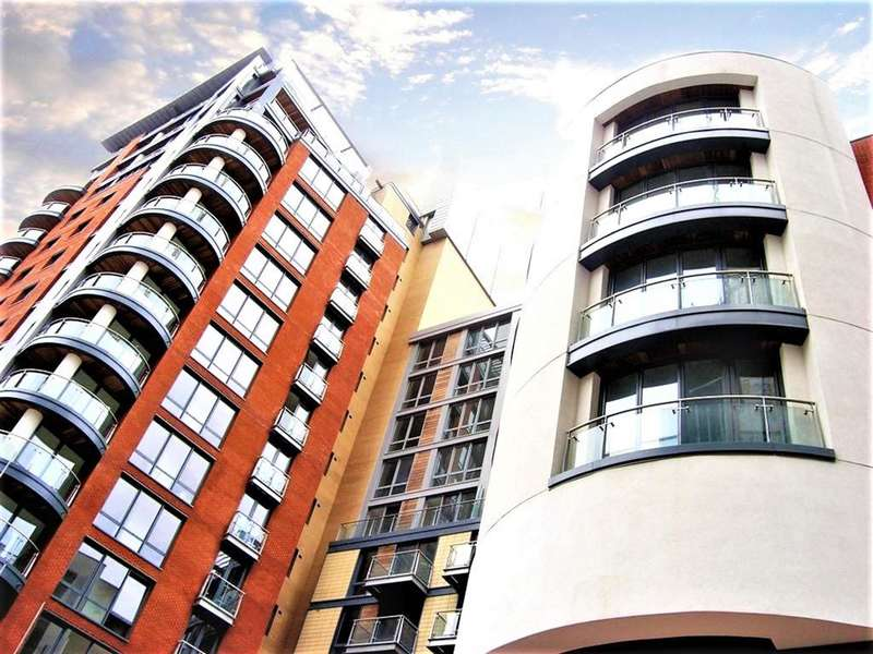 2 Bedrooms Apartment Flat for sale in 6 Leftbank, Manchester, M3 3AF