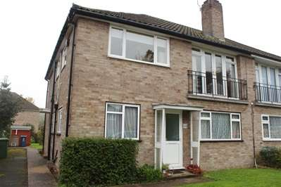 2 Bedrooms Maisonette Flat for sale in Twickenham Gardens, Harrow Weald