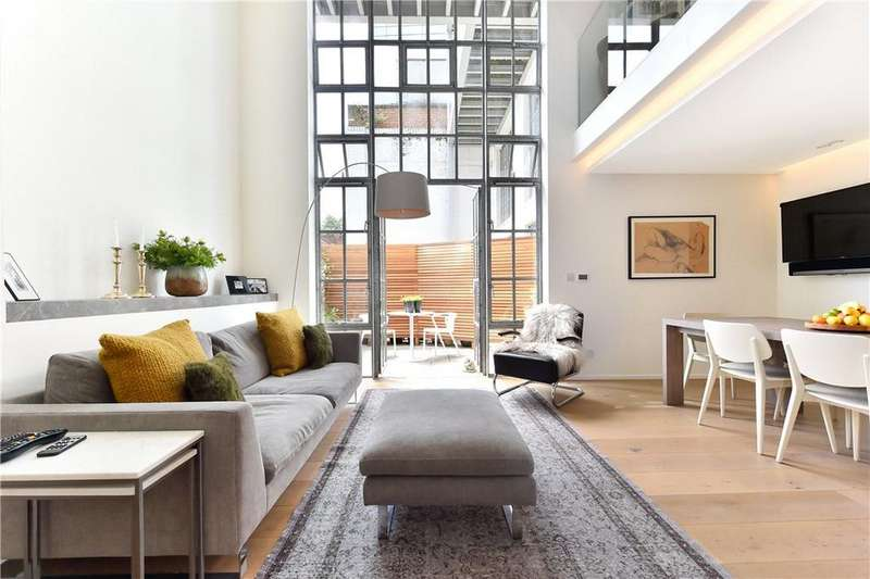 2 Bedrooms Flat for sale in Eclipse Building, 26 Laycock Street, London, N1