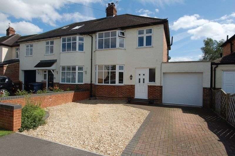 3 Bedrooms Property for sale in The Garth, Yarnton