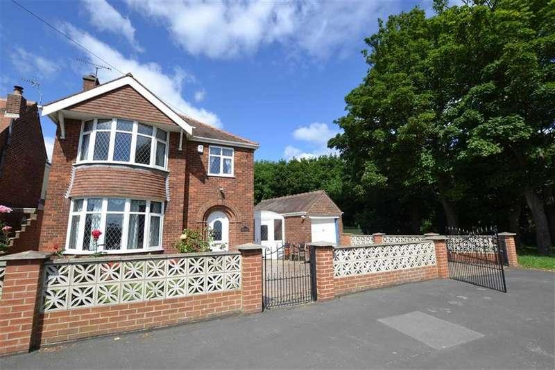 3 Bedrooms Detached House for sale in Limekiln Lane, Bridlington, YO15