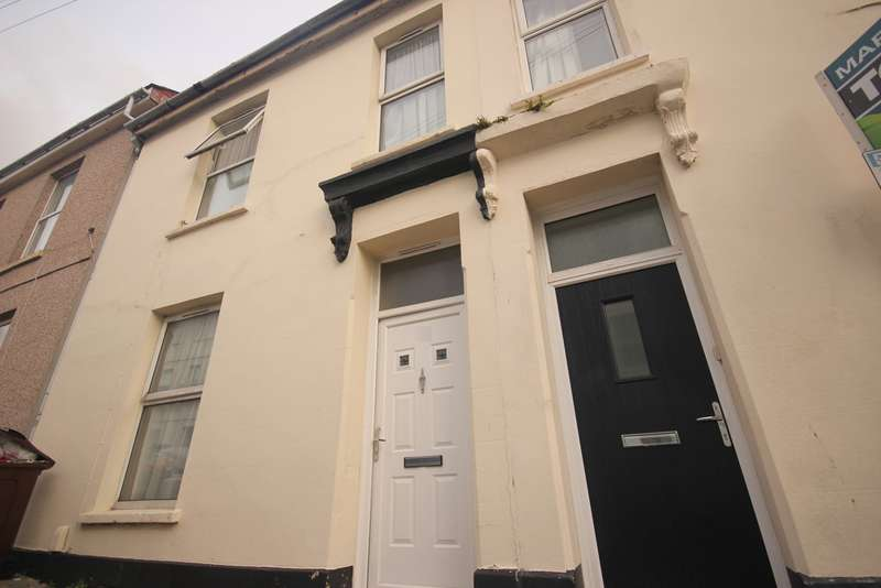 5 Bedrooms Terraced House for rent in Plym Street, Greenbank PL4
