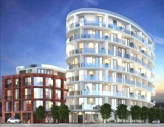 2 Bedrooms Flat for sale in Gateway House 322 Regents Park Road Finchley N3
