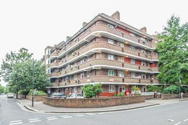 2 Bedrooms Flat for sale in Blaxland House, Australia Road, White City Estate, Shepherd's Bush