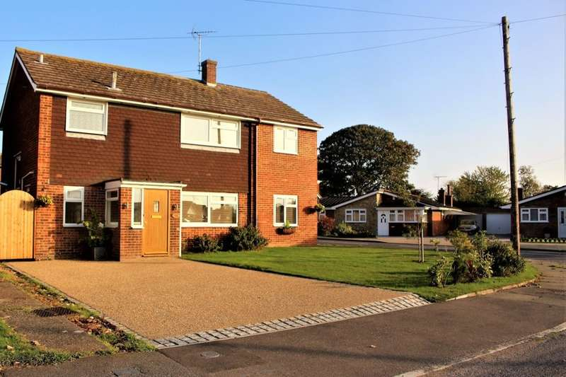 5 Bedrooms Detached House for sale in Radley Close, Broadstairs, CT10