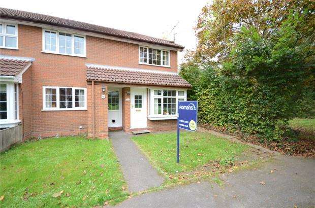 2 Bedrooms Maisonette Flat for sale in Wild Close, Lower Earley, Reading