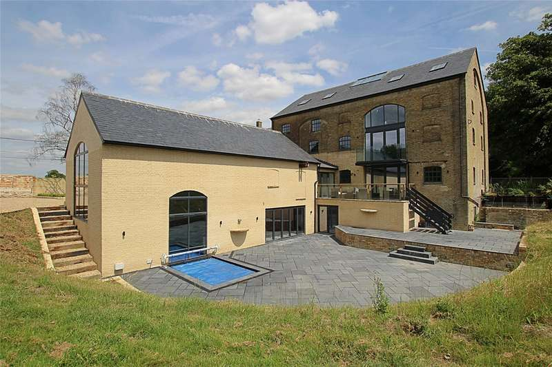 6 Bedrooms Detached House for sale in Astwick, Stotfold, Hitchin, Bedfordshire, SG5