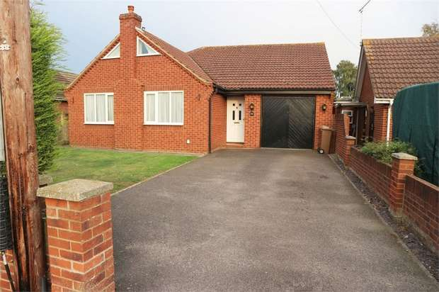 4 Bedrooms Detached Bungalow for sale in Holly Road, Kesgrave, Ipswich, Suffolk