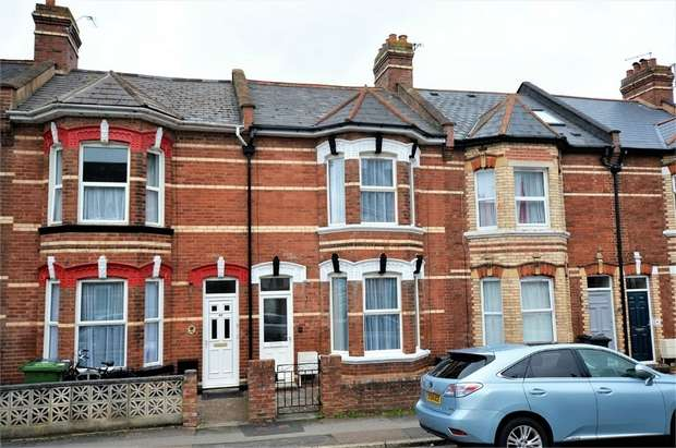 3 Bedrooms Terraced House for sale in St Johns Road, EXETER, Devon