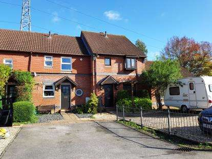 2 Bedrooms Terraced House for sale in Totton, Southampton, Hampshire