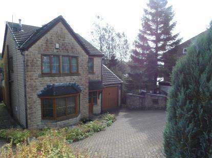 3 Bedrooms Detached House for sale in Heald Lane, Weir, Rossendale, Lancashire, OL13