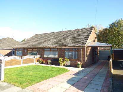 3 Bedrooms Bungalow for sale in Whalley Grove, Widnes, WA8