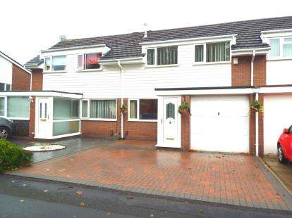 3 Bedrooms Terraced House for sale in Mullion Grove, Padgate, Warrington, Cheshire
