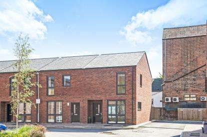 2 Bedrooms End Of Terrace House for sale in Friars Orchard, Gloucester, Gloucestershire, United Kingdom