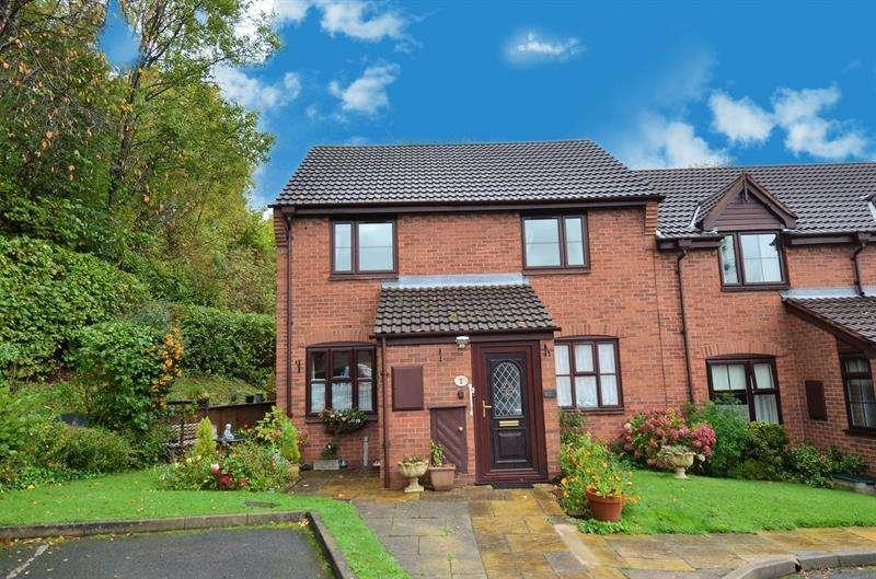 2 Bedrooms Retirement Property for sale in Willow Tree Drive, Barnt Green, Birmingham