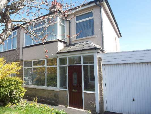 3 Bedrooms Semi Detached House for sale in Tranmere Crescent, Heysham, LA3 2BD