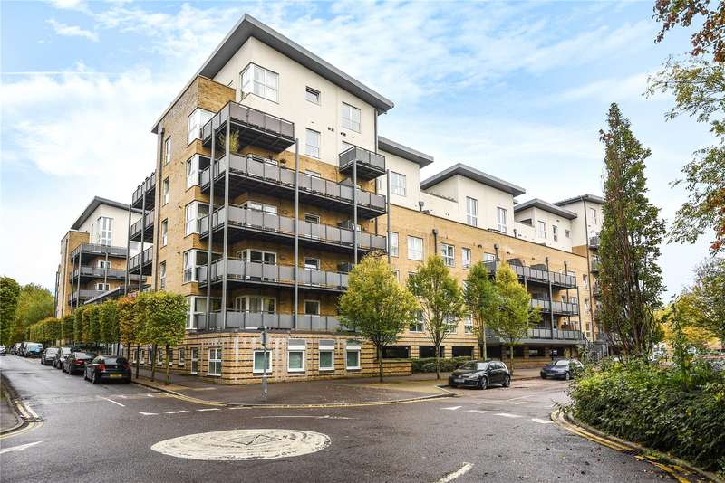 2 Bedrooms Penthouse Flat for sale in Catalonia Apartments, Metropolitan Station Approach, Watford, Hertfordshire, WD18