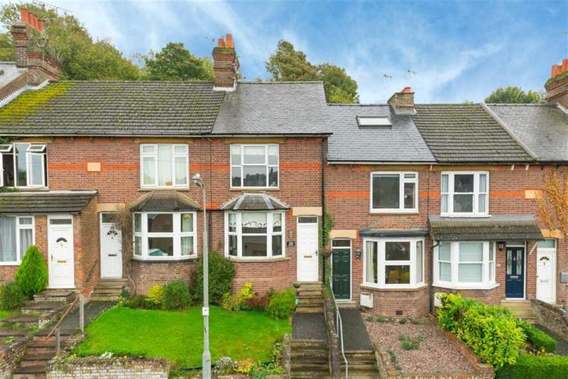 3 Bedrooms Terraced House for sale in Hivings Hill, Chesham, Buckinghamshire, HP5 2PG