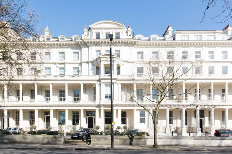 3 Bedrooms Flat for sale in Lancaster Gate, Lancaster Gate, W2