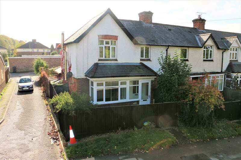 3 Bedrooms End Of Terrace House for sale in Worting Road, Basingstoke, RG22