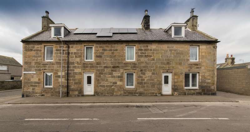 4 Bedrooms Detached Villa House for sale in Brander Street, Burghead, Elgin, Moray, IV30 5UD
