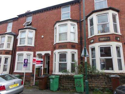 4 Bedrooms Terraced House for sale in Lees Hill Street, Nottingham, Nottinghamshire