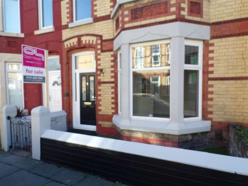 4 Bedrooms Terraced House for sale in Wesley Avenue, Wallasey
