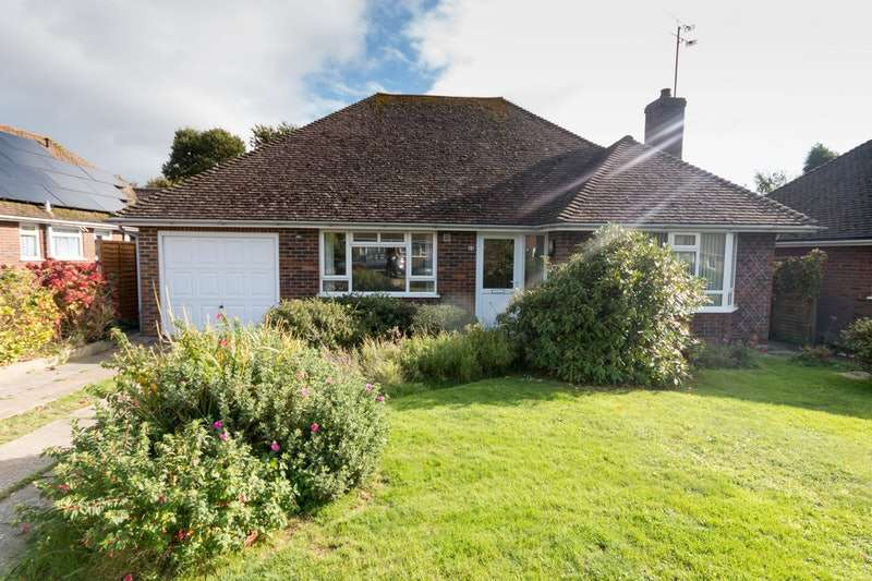 2 Bedrooms Bungalow for sale in The gorseway, Little common, bexhill on sea, East Sussex, TN39