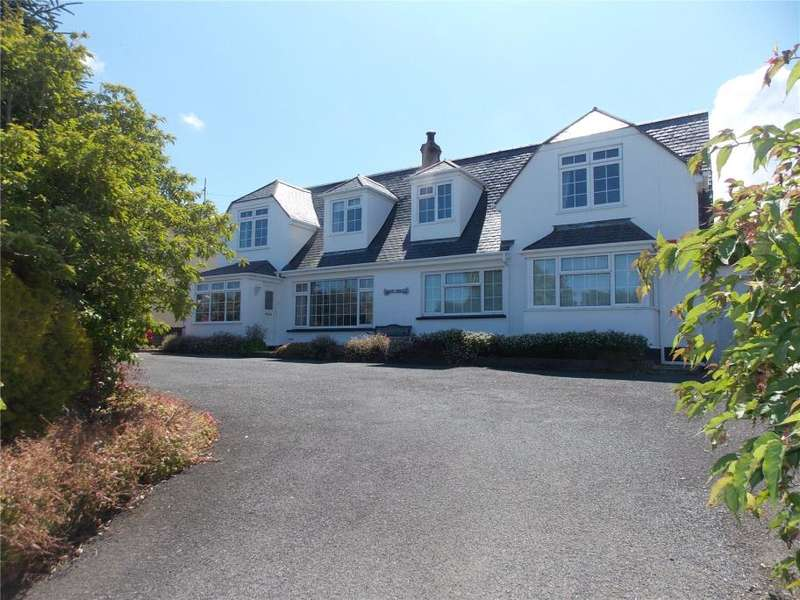 4 Bedrooms Detached House for sale in St Georges Road, Hayle, Cornwall