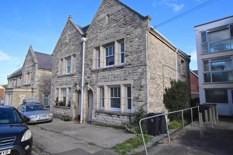 1 Bedroom Ground Flat for sale in ARGYLE ROAD, SWANAGE