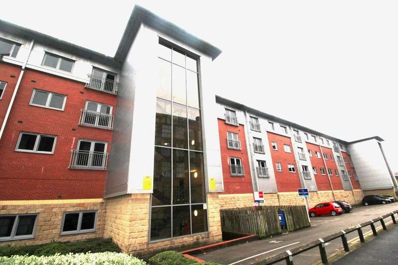 2 Bedrooms Flat for sale in New Hall Lane, Preston, PR1
