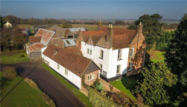 Farm House Character Property for sale in Lot 1 - St Agnells Farm House, Lybury Lane, Redbourn