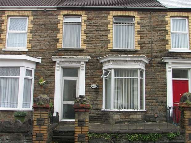 2 Bedrooms Terraced House for sale in Eastland Road, Neath, West Glamorgan
