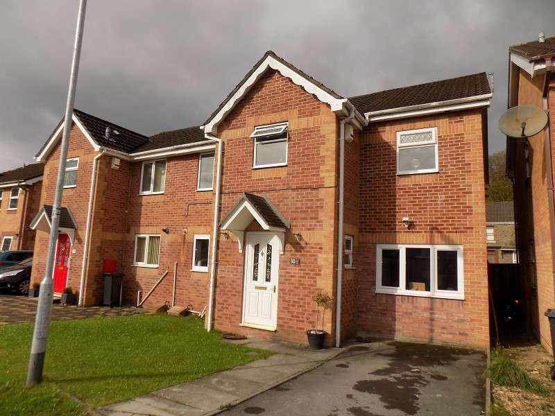 4 Bedrooms Semi Detached House for sale in Drumfields , Cadoxton, Neath, Neath Port Talbot. SA10 8AX