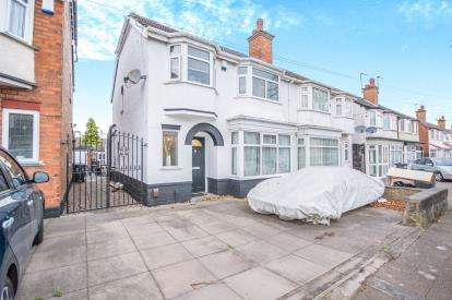 3 Bedrooms Semi Detached House for sale in Tetley Road, Sparkhill, Birmingham, West Midlands