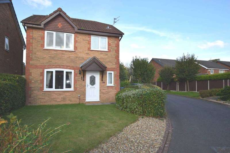 3 Bedrooms Detached House for sale in Springfield Avenue, Kirkham