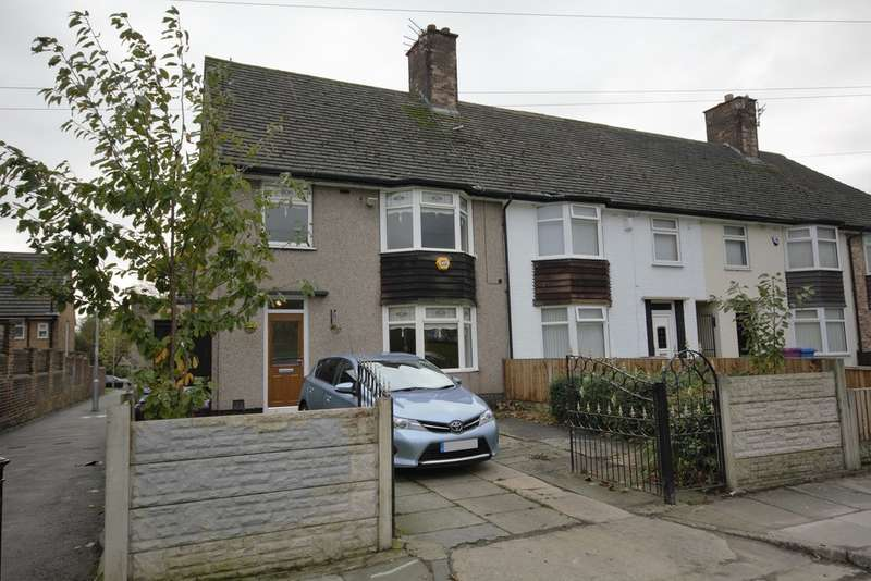 3 Bedrooms End Of Terrace House for sale in Rycot Road, Speke, Liverpool L24