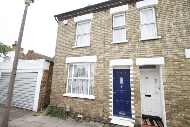 2 Bedrooms End Of Terrace House for sale in Bedford