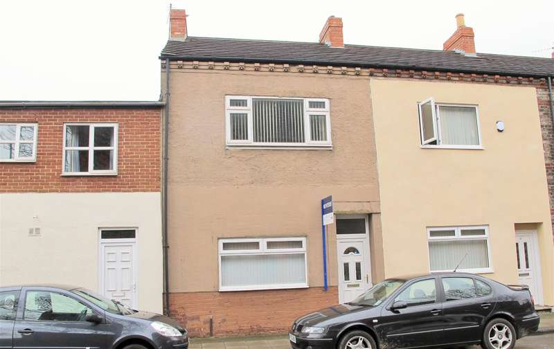 2 Bedrooms Terraced House for sale in St. Barnabas Road, Linthorpe, Middlesbrough, TS5 6JP