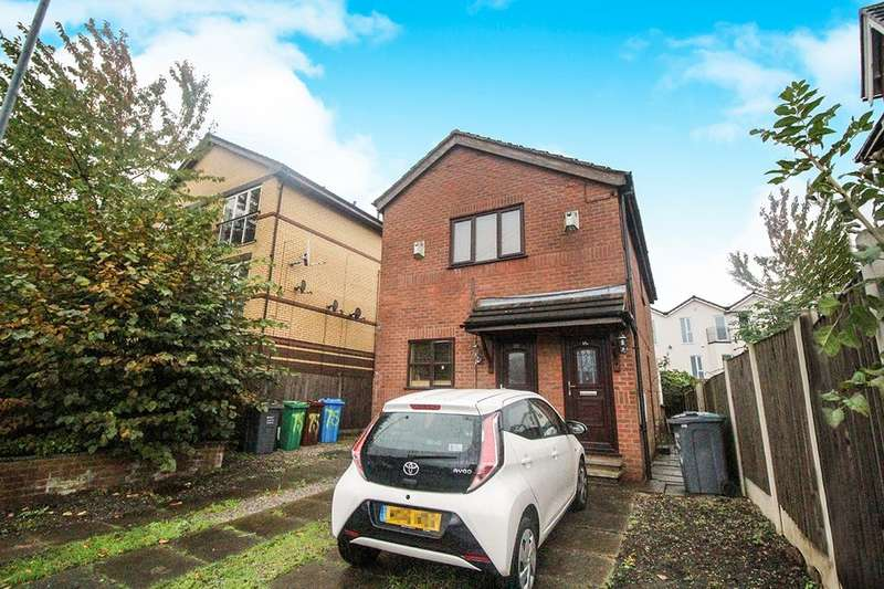 2 Bedrooms Flat for sale in Wellington Road, Fallowfield/ Withington, Manchester, M14