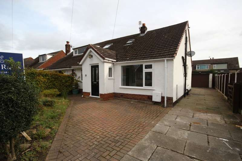4 Bedrooms Semi Detached Bungalow for sale in Baylton Drive, Catterall, Preston, PR3