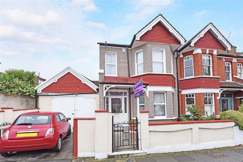 3 Bedrooms Terraced House for sale in Melrose Avenue, Wimbledon Park