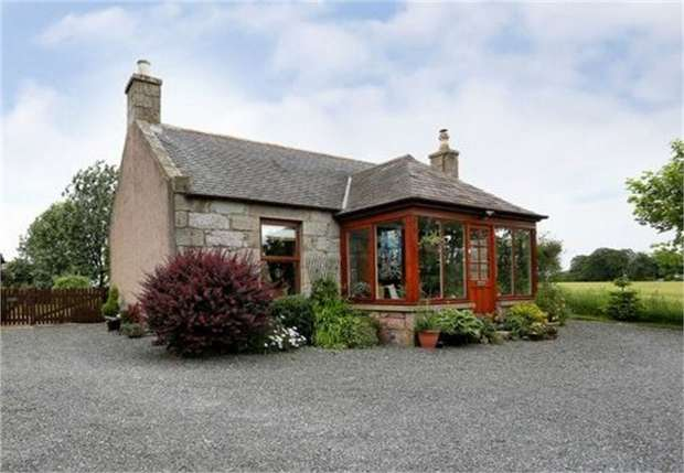 2 Bedrooms Detached House for sale in Inverurie, Aberdeenshire